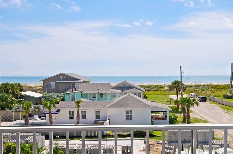 St Augustine Beach Ocean View